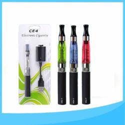 Китай поставщиком E к прикуривателю 1100Мач эго Ce 4 Стартовые комплекты электронных сигарет в блистерной упаковке комплекта