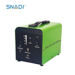 5A 12V 12AH батареи портативного DC Mini Главная Солнечная система питания 5 В порт USB