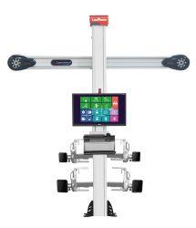 熱い販売のガレージ装置モデルT6 3D車輪のアライナ機械