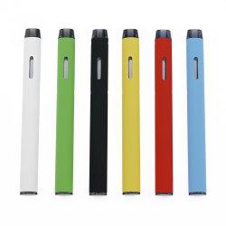 De in het groot Ovale Pen Vape van de Sigaret van de Pen van Vape Cbd van de Rol van de Vorm Ceramische Elektronische Beschikbare