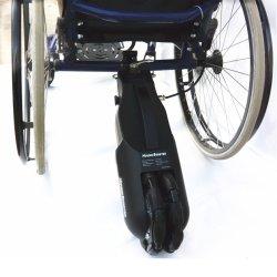 Sistema elettrico di aiuto di potere di corsa della sedia a rotelle motorizzata per la sedia a rotelle manuale