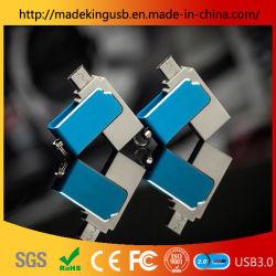 OEM de Aandrijving van de Pen van de Aandrijving USB van de Flits USB van de Draai OTG van de Dienst