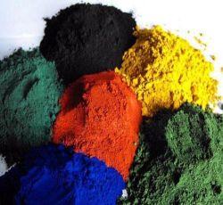 China plástico de Fábrica de pigmentos corantes em pó para Masterbatch Cores