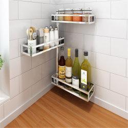 Для установки в стойку без перфорации кухни из нержавеющей стали для установки в стойку Spice многофункциональная рукоятка вращения для установки в стойку