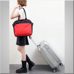 Lady Sacs à main, sac de voyage pour un court voyage, sac fourre-tout peut prendre comme un sac de shopping, différentes couleurs pour choisir, sac de sport