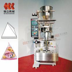 OEM Machine van de Verpakking van de Zak van de Driehoek van de Fabrikant van de Verpakkende Machine de Automatische