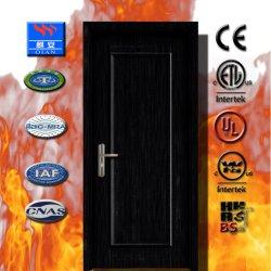 En mélamine de contreplaqué en bois stratifiés porte en bois de l'intérieur pour la conception moderne (PD-MA-002)