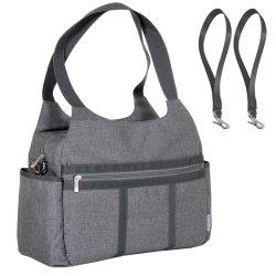 Sacs à main multifonctionnelle Poussette sac étanche Baby Care couche Bag