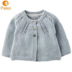Commerce de gros Dernière tricot de coton Pull Enfants Les enfants pour les filles