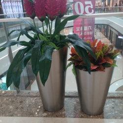 POT di fiore rivestito di titanio dell'acciaio inossidabile 430 410
