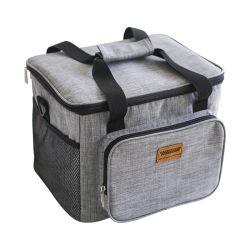 Большая емкость радиатора сумку одного плечо мешок для пикника