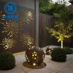 알루미늄 장식 정원 와이어 메쉬 펜스 패널