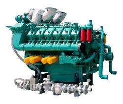 De nieuwe Diesel van 30%, Motor van de Brandstof van het Gas van de Aard van 70% de Dubbele
