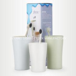 De Plastic Kop van de Gift van de Bevordering van de douane met Tandenborstel