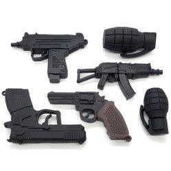 OEM ODM pistolet jouet Bombe de lecteur Flash USB Pendrive avec logo personnalisé