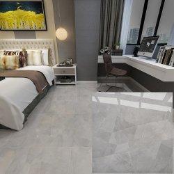 60X60 침실 바닥 광택 산 증명 세라믹 타일