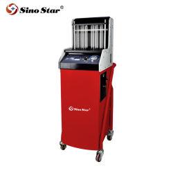 Sino Automobilkraftstoffeinspritzdüse Tester&Cleaner 220V des Stern-Ss-It06A mit englischem Panel