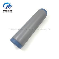 99.99 L'oxyde de niobium pur Nb2O5 cible de pulvérisation Fournisseur pour revêtement PVD
