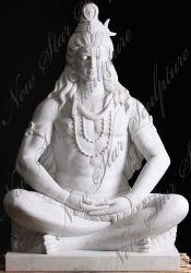 Sculpture sur pierre Shiv sculpture pour la décoration d'accueil
