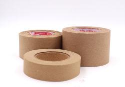 En gros la taille de multiples étanche résistant aux hautes températures de l'emballage Ruban de papier kraft