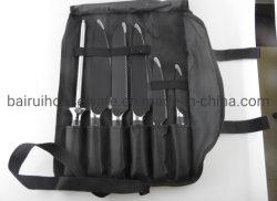 Commerce de gros de haute qualité couteau de cuisine en acier inoxydable Mettre K- 0109d