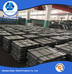 Venta de lingotes de plomo 99.994, la fábrica de lingotes de plomo directo, cable de alta pureza lingotes, Venta de lingotes de plomo a bajo precio