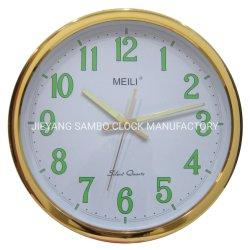ترويجيّ مستديرة ذهبيّ ساعة لأنّ شركة إتجاه