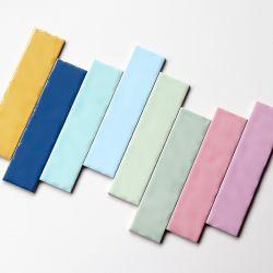 50X200мм с ручной работы серии Macarons керамической плиткой на стене