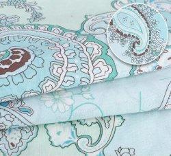 Competitivo luxo personalizado impresso japoneses tecidos Camisa de tecido de algodão para vestir