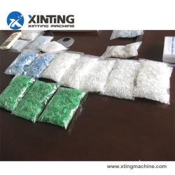 Des déchets de plastique granulateur Sac shopping PP tissés PE LLDPE LDPE film HDPE bouteille Pet Flakes Scraps