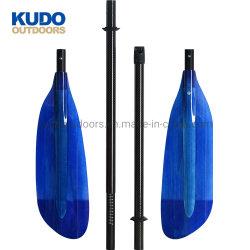 4 pièces léger Kayak pagaie carbone réglable amovible