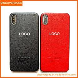 La Chine usine cas Apple Iphonexsmax Téléphone Mobile 6plus Capot de protection Xr/7/8 avec magnétique en cuir