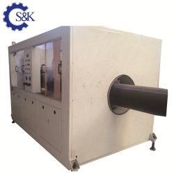 ラインにプラスチック放出機械企業のプラントをするPPの鉛のPE PPRのHDPEの管の微粒