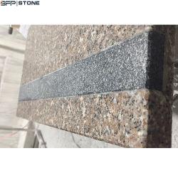 Le granit escaliers étapes motif populaire en Europe & Amérique