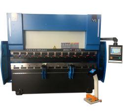 Nouveau produit de sécurité Ce Delem CNC DA66t Servo Drive presse 100 tonnes avec 5 axes