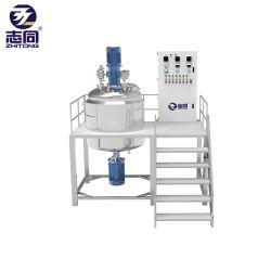 Química de la miel depósito mezclador de pintura // máquina mezcladora mezclador de la fabricación de jabón Crema
