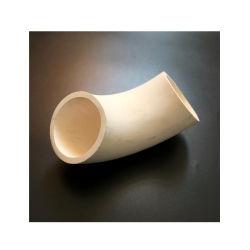 Промышленное производство глинозема керамическим вкладышем колено трубы