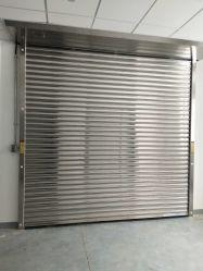 Manuel de l'extérieur de l'industrie électrique de la sécurité de l'aluminium métal motorisés passage Rouleau en acier inoxydable de métal de Garage volet roulant rolling shutter automatique