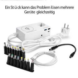 Pd USB 무선 충전기를 가진 독일 유형 C 힘 지구
