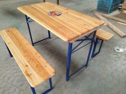 Современное кафе Дома мебель из дерева для использования вне помещений складная пива в таблице (JM172E)