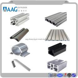 Gran producción de perfiles de aluminio para el campo de la arquitectura e ingeniería