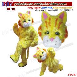 Tiger adulte Halloween Costume mascotte Cartoon Fancy Dress Costumes Cosplay de gros (C5047)