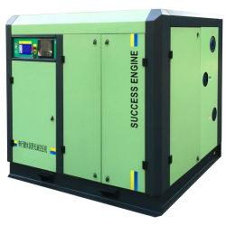 Compressor de ar de parafuso de 132kw 3-4bar 180HP a poupança de energia compressor lubrificado de água isentos de óleo