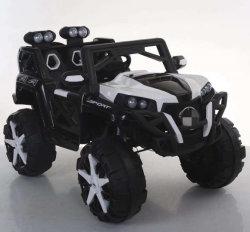 Giro del bambino del bambino di RC sull'automobile del giocattolo con le rotelle di EVA del Ce