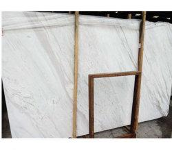 Le luxe nouvelle dalle de marbre blanc Volakas pour mur/carrelage de sol