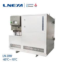 Mini laboratório do chiller do etanol Água de Refrigeração para extração de etanol