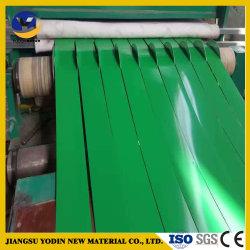 Faixa PPGI, Chapas laminadas a frio em aço galvanizado médios quente Tira de aço com revestimento de cor Prepainted tira da correia de aço galvanizado