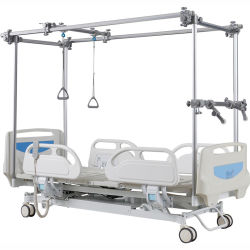 GB8c 5 ضبط وظيفة المريض ضبط معدات التمريض مستشفى الطب لومبار مصنعو أسرة جر العظام الكهربائية