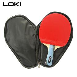 Loki raqueta de tenis de mesa personalizados caso Tenis de Mesa de la bolsa de caso