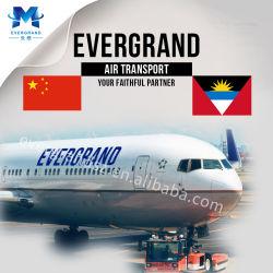 Zuverlässiger Luftfracht-Verschiffen-Service von China nach Antigua